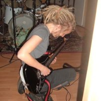 Recording Don't suffer in Silence at Glam Recordings Gothenburg