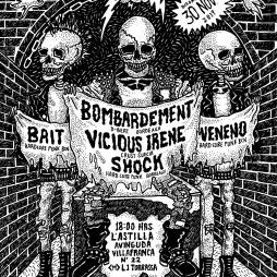 Concert Anti repressió